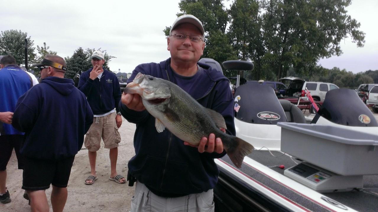 Lake delavan september 2013 for Lake delavan fishing