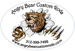 Angry Bear Custom Rods